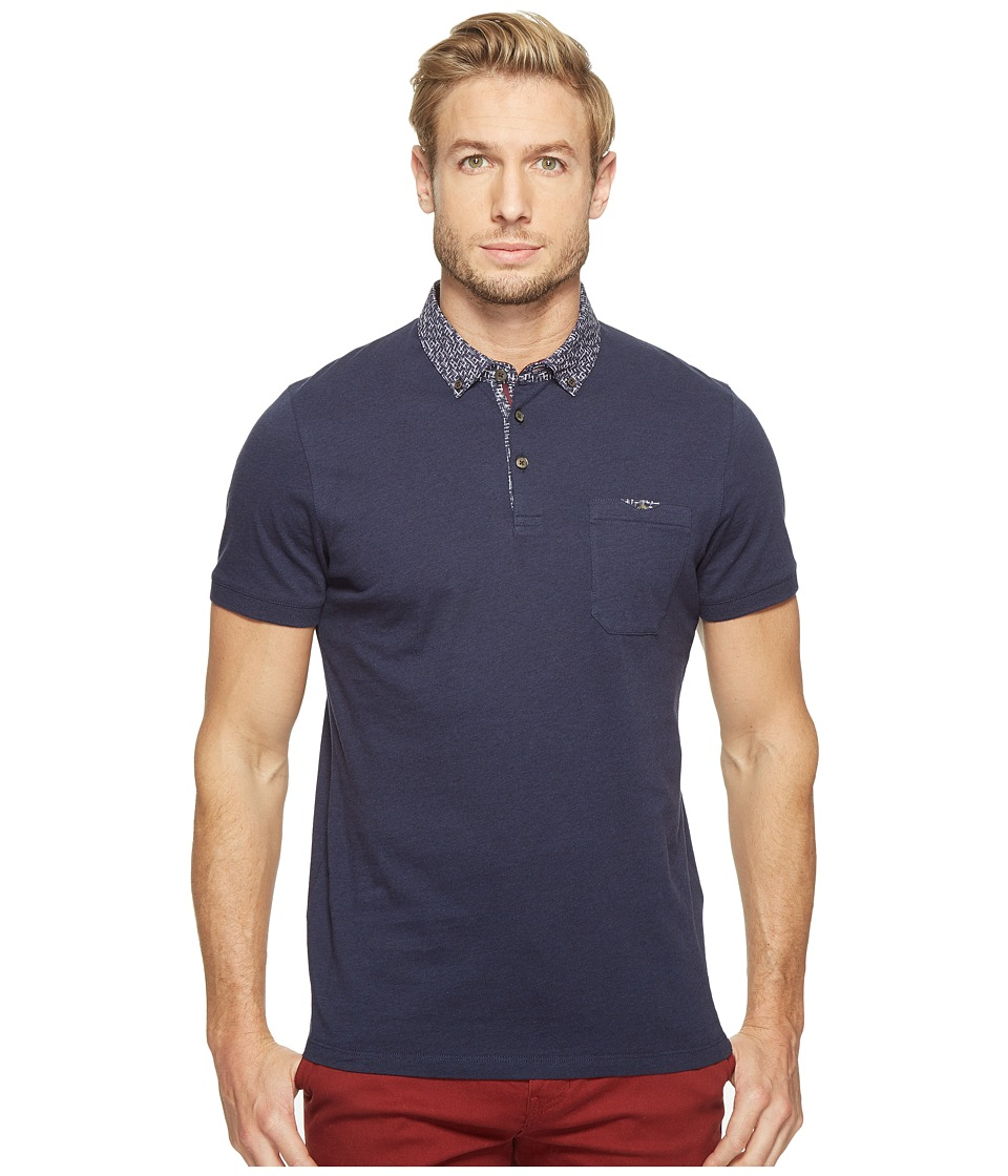 Ted Baker - Unser (Dark Blue) Men's Clothing