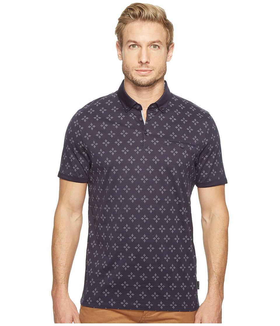 Ted Baker - Fella (Navy) Men's Clothing