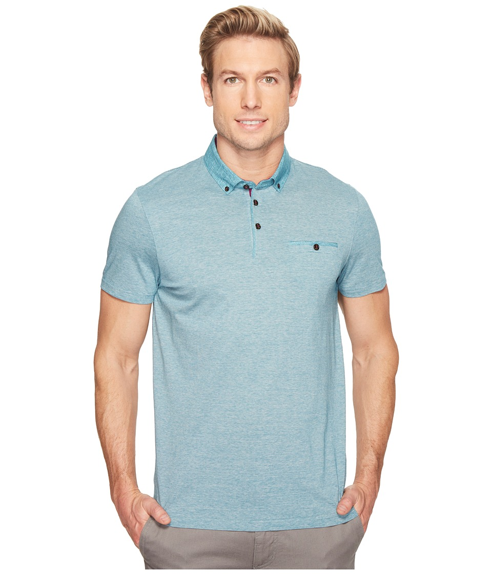 Ted Baker - Cocoa (Teal) Men's Clothing