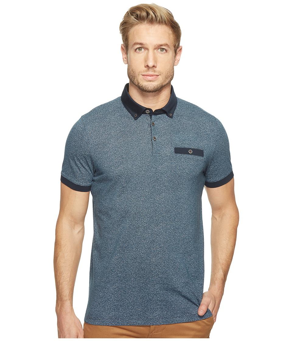 Ted Baker - Teller (Navy) Men's Clothing