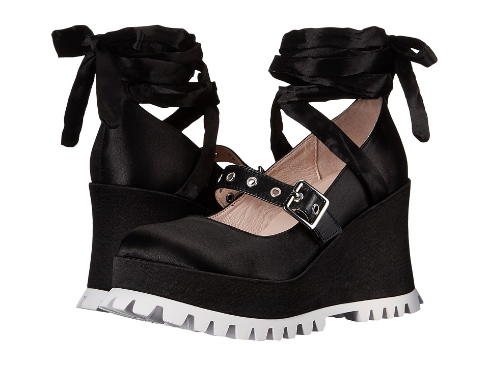 Shellys London Elizabeth Maryjane Platform (Black) Women