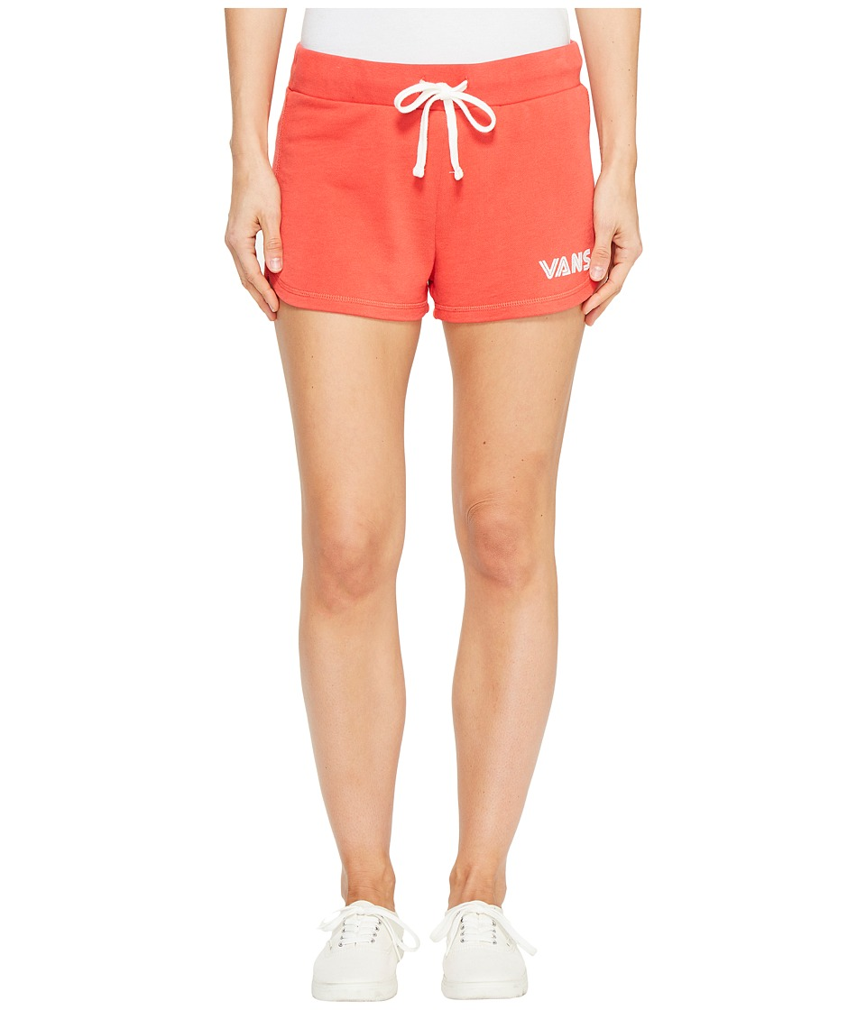 Vans - Newhouse Shorts (Tomato) Women's Shorts
