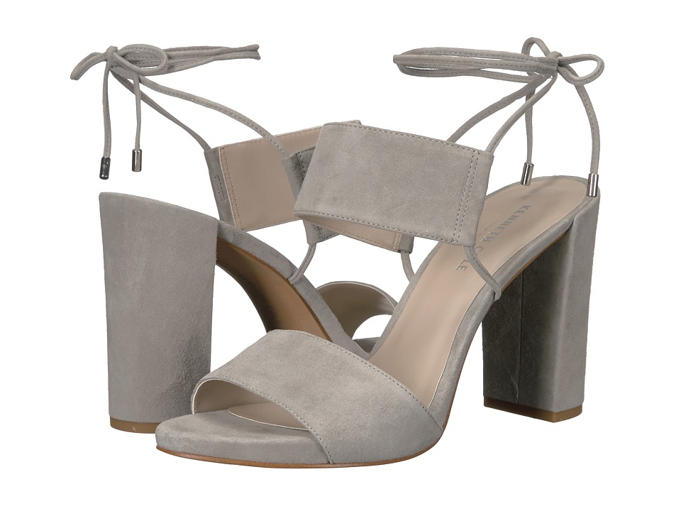 Kenneth Cole New York Dess (Light Grey) High Heels