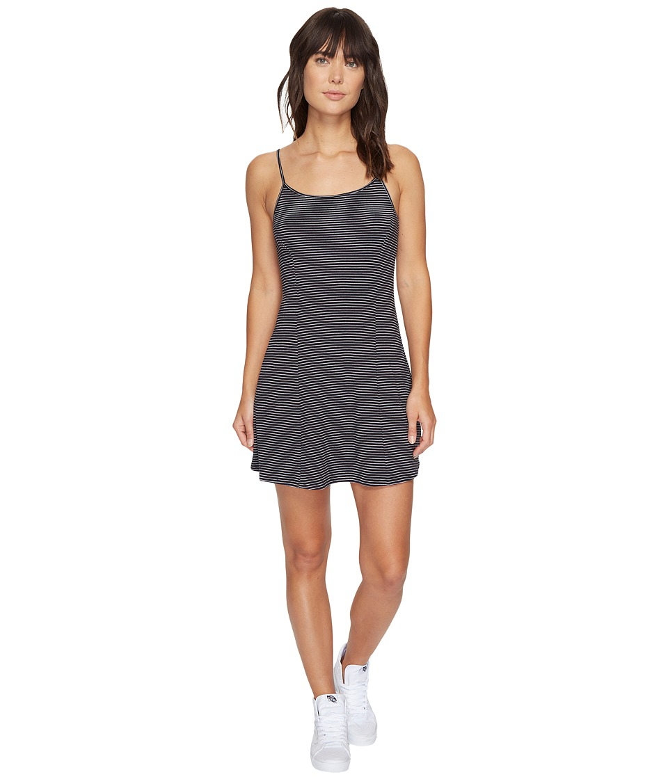 Vans - Conrad Dress (Black) Women's Dress