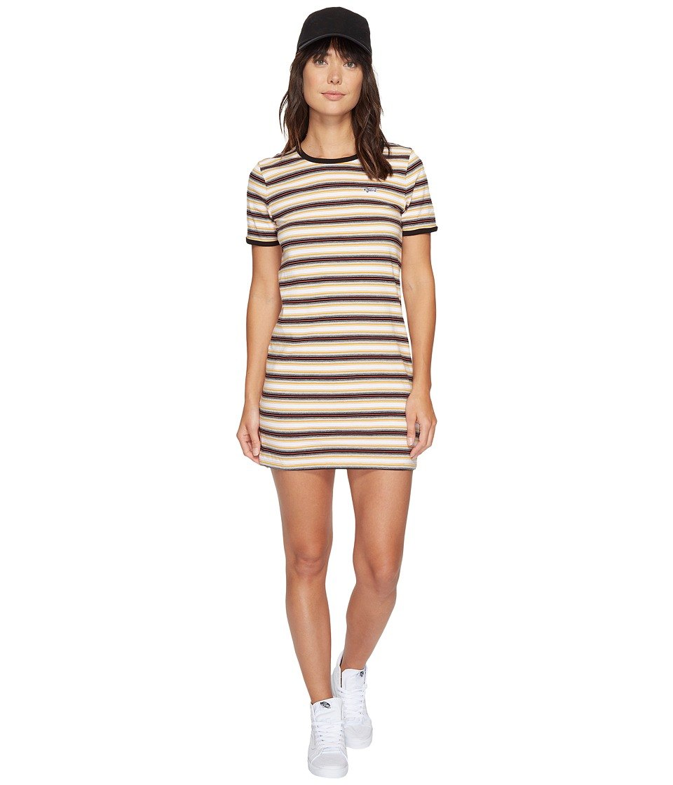 Vans - Emporium Dress (Golden Glow) Women's Dress