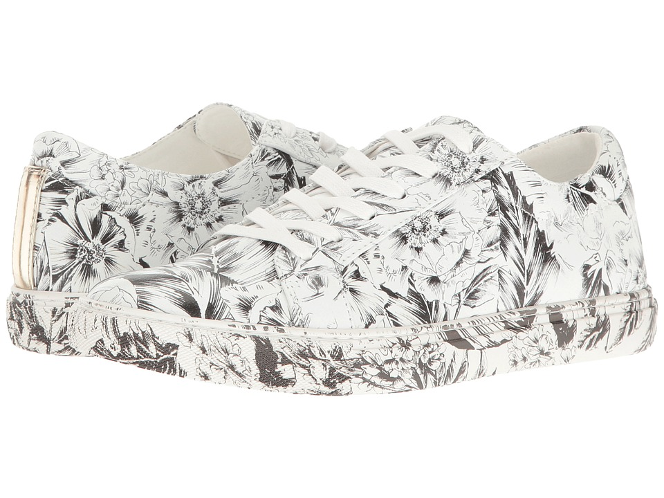 Kenneth Cole New York Kam (White Floral) Women