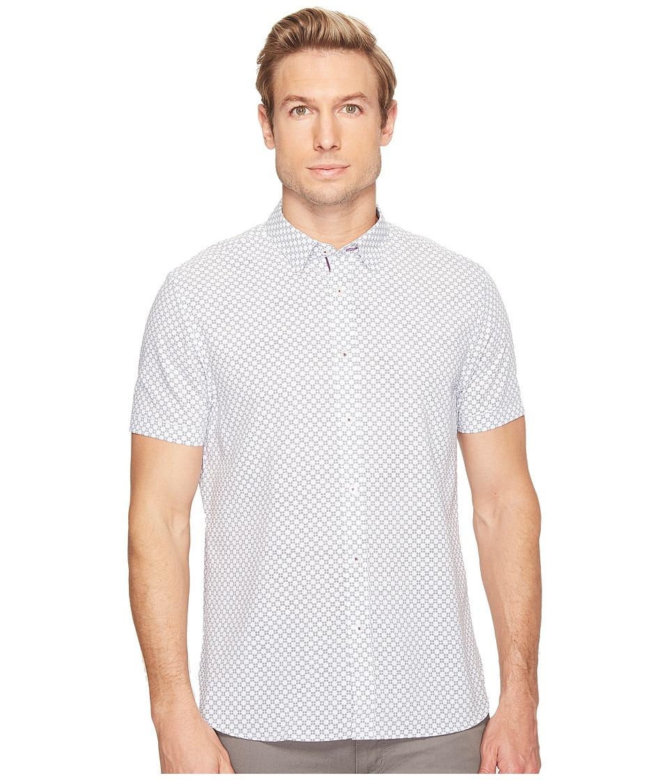 Ted Baker - Lenshor (White) Men's Clothing