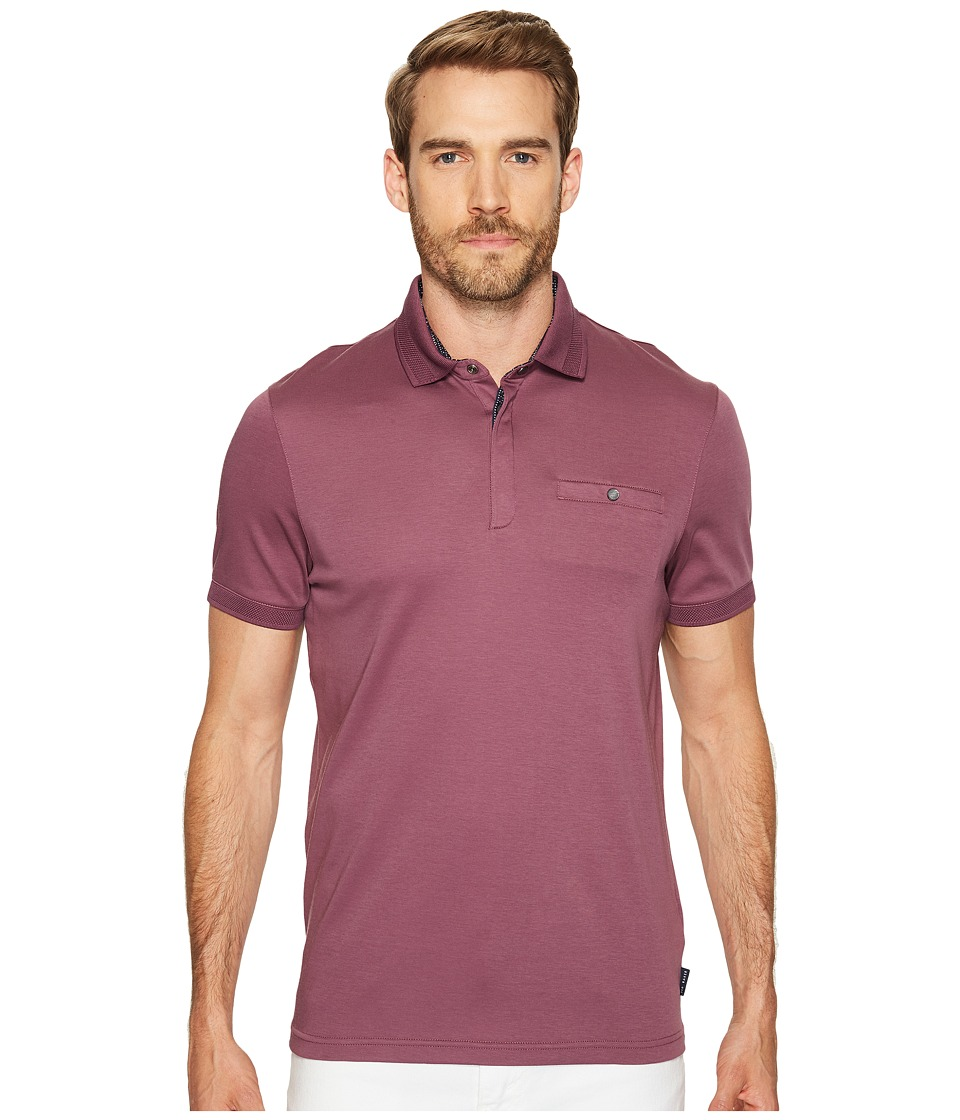 Ted Baker - Charmen (Grape) Men's Clothing