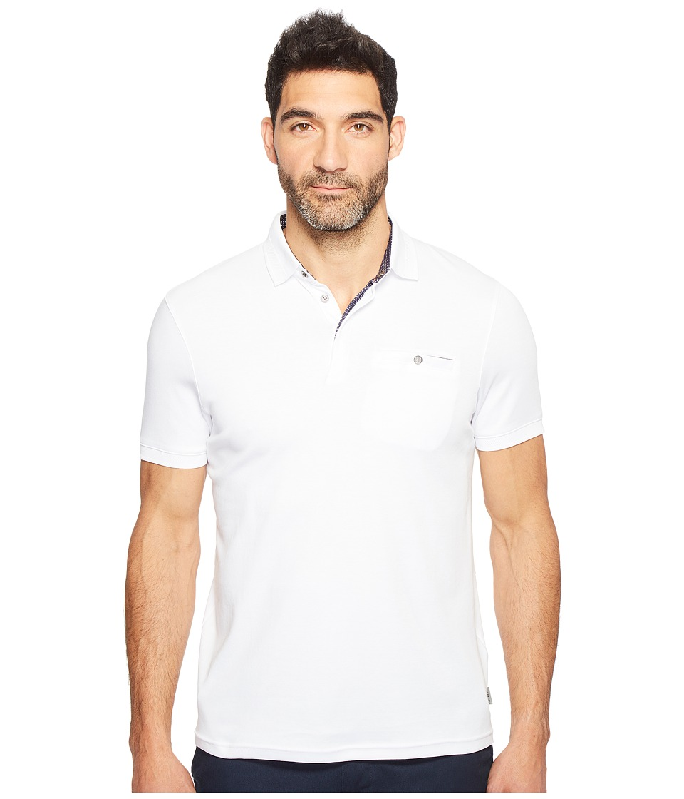 Ted Baker - Charmen (White) Men's Clothing