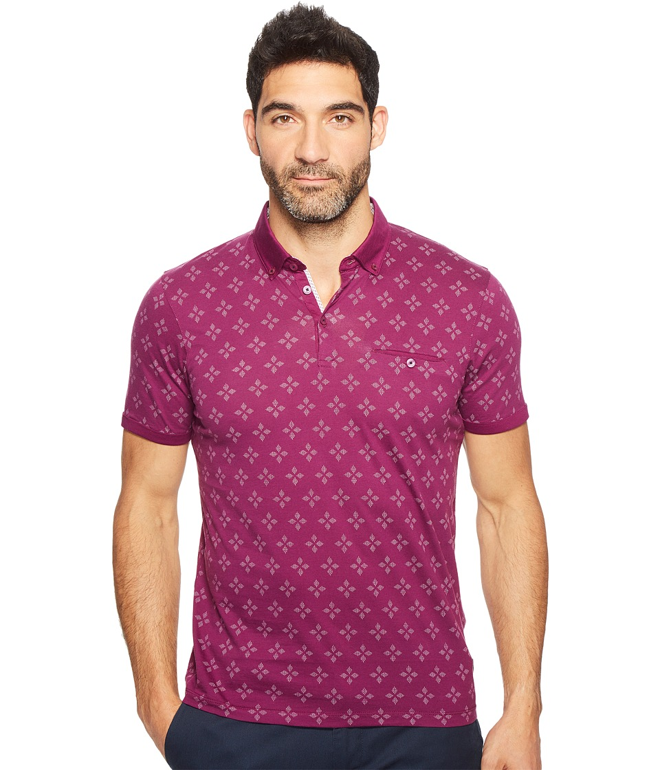 Ted Baker - Fella (Purple) Men's Clothing