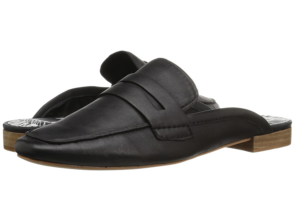 Dolce Vita Cybil (Black Leather) Women