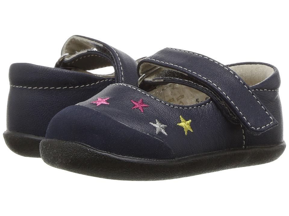 See Kai Run Kids Harriett INF (Infant/Toddler) (Navy) Girl