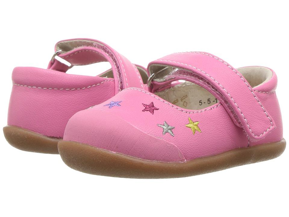 See Kai Run Kids Harriett INF (Infant/Toddler) (Hot Pink) Girl