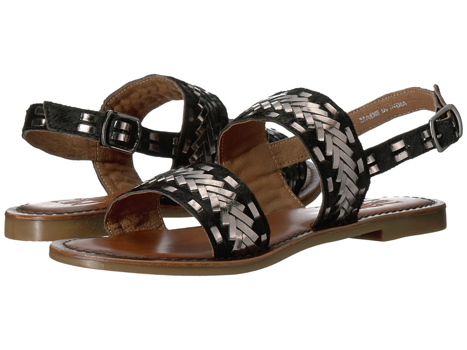 Miz Mooz Yin (Black/Pewter) Women