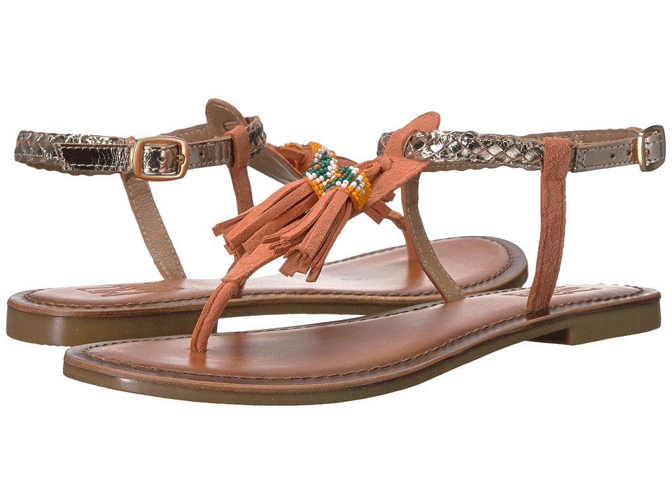 Miz Mooz - Yasmin (Sunburn/Gold) Women's Shoes