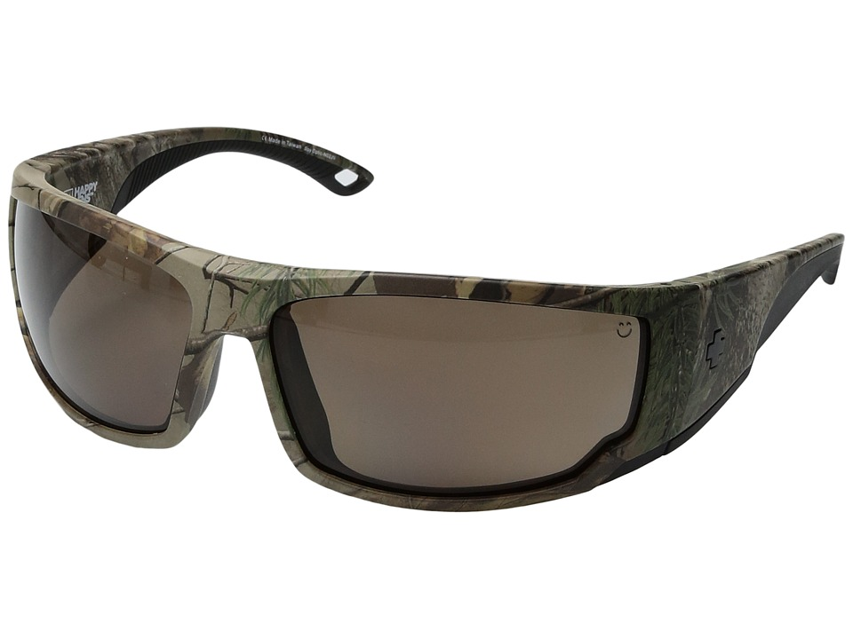 Spy Optic - Tackle (Spy + Realtree/Happy Bronze Polar) Athletic Performance Sport Sunglasses