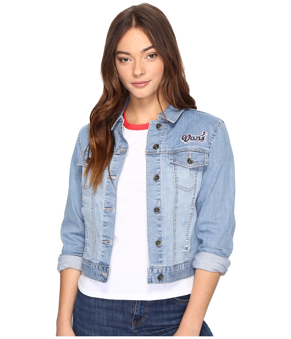 Vans - Trucker Jacket (70s Blue) Women's Coat