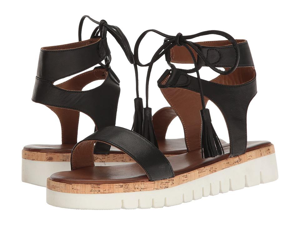 Miz Mooz - Tris (Black) Women's Shoes