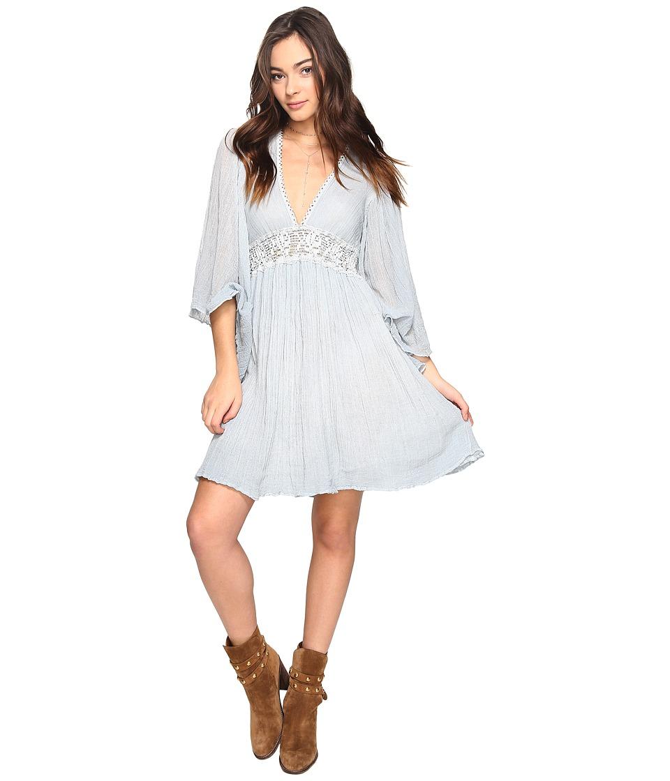 Jen's Pirate Booty - Jessa Dress (Haze Grey) Women's Dress