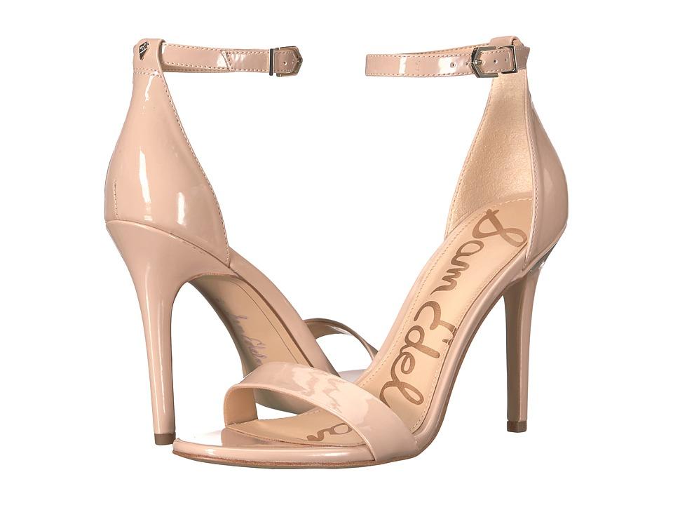 Sam Edelman - Amee (Nudelinen Patent) Women's Shoes