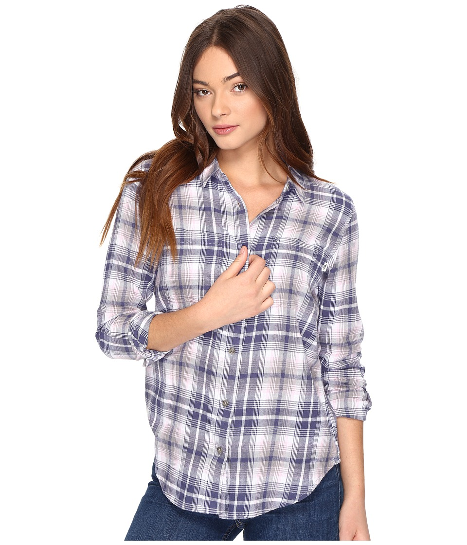 Vans - Meridian Flannel (Pink Lady) Women's Clothing