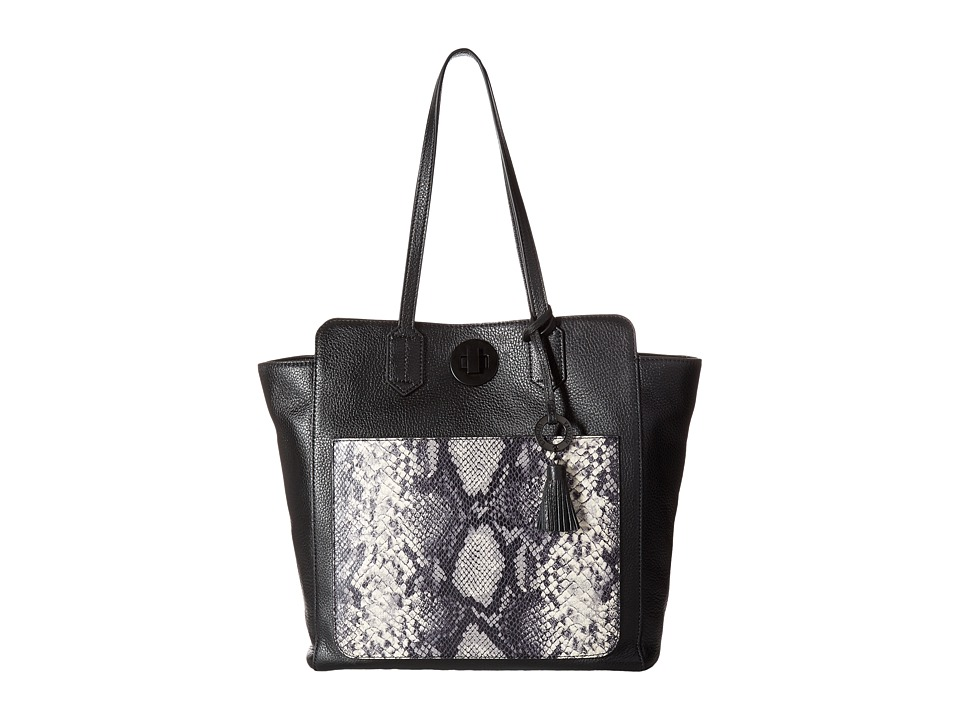 Badgley Mischka - Caller Tote (Black) Tote Handbags