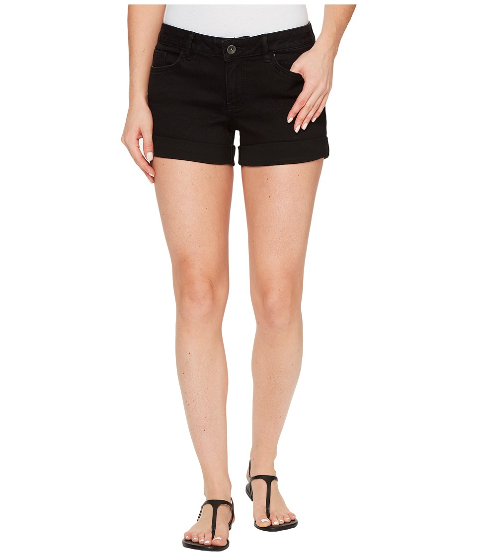 Vans - Boyfriend Short II (Midnight Black) Women's Shorts