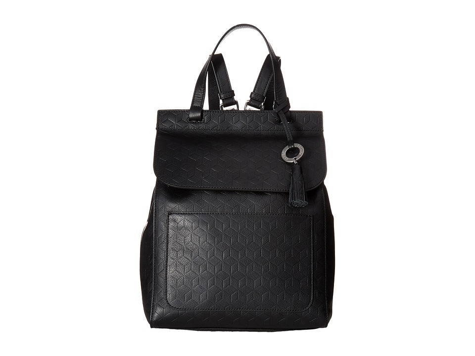 Badgley Mischka - Cable Backpack (Black) Backpack Bags
