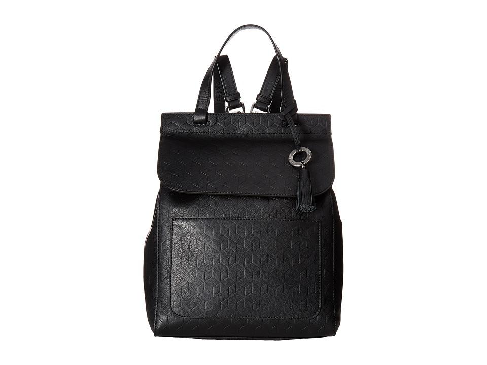 Badgley Mischka - Cable Backpack (Black) Backpack Bags