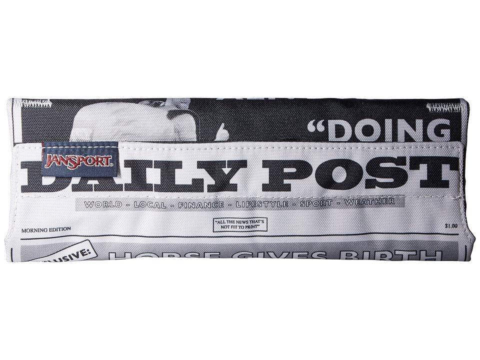 JanSport - Newspaper (Multi Newspaper) Backpack Bags