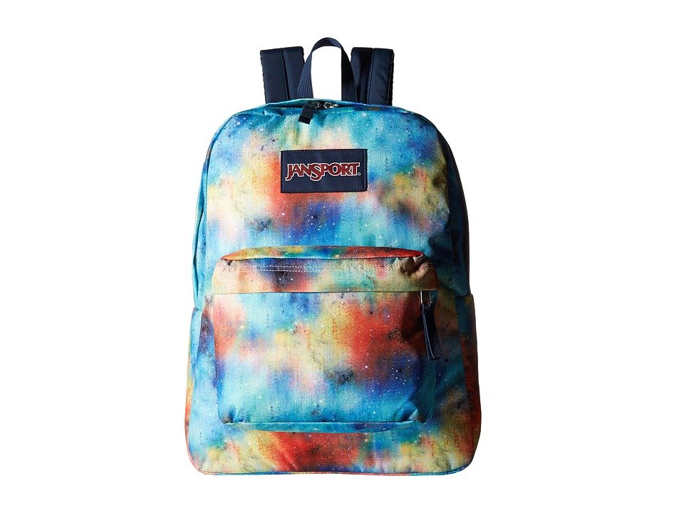 JanSport - SuperBreak(r) (Multi Speckled Space) Backpack Bags