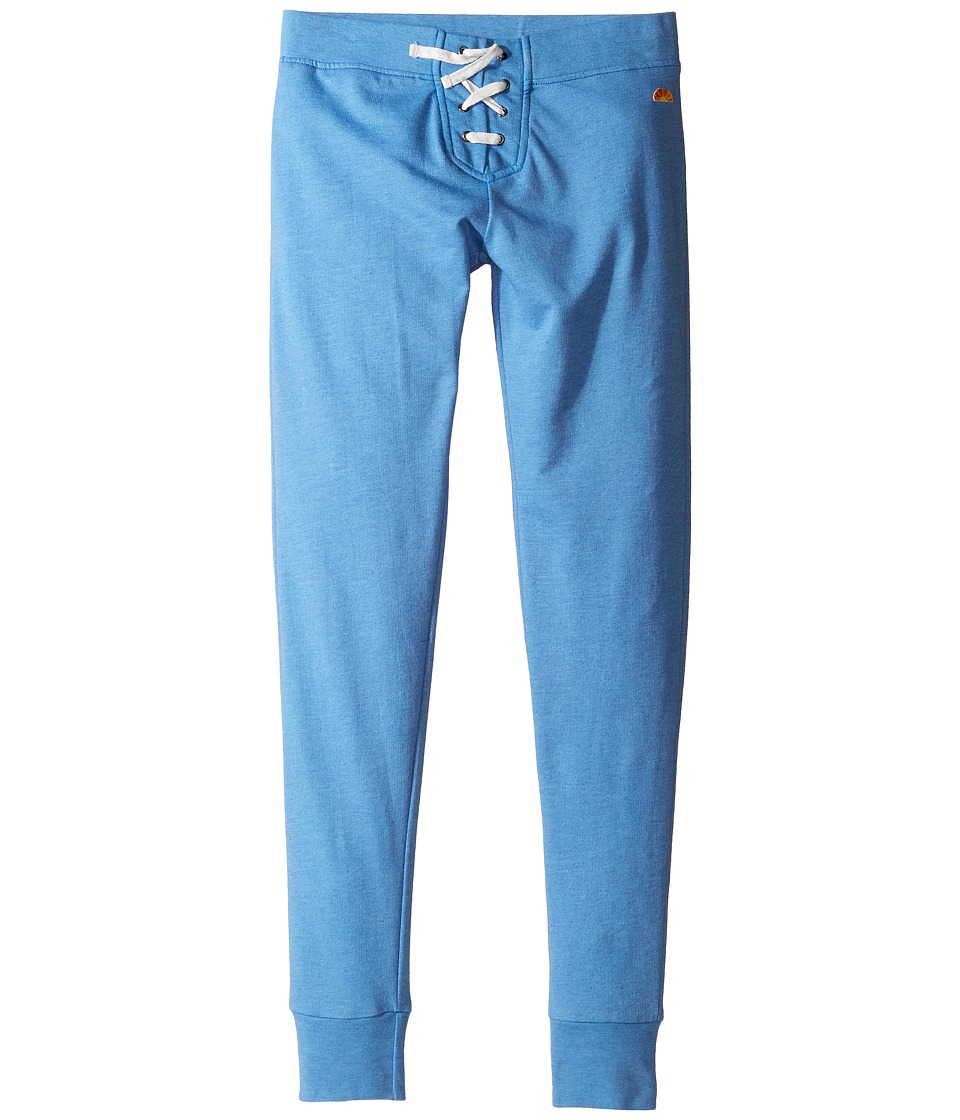 C&C California Kids - French Terry Bottom (Little Kids/Big Kids) (Sea Blue) Girl's Clothing
