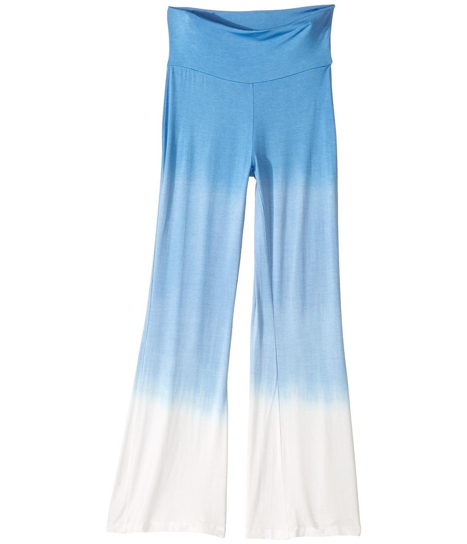C&C California Kids - Flared Bottom (Little Kids/Big Kids) (Sea Blue) Girl's Clothing