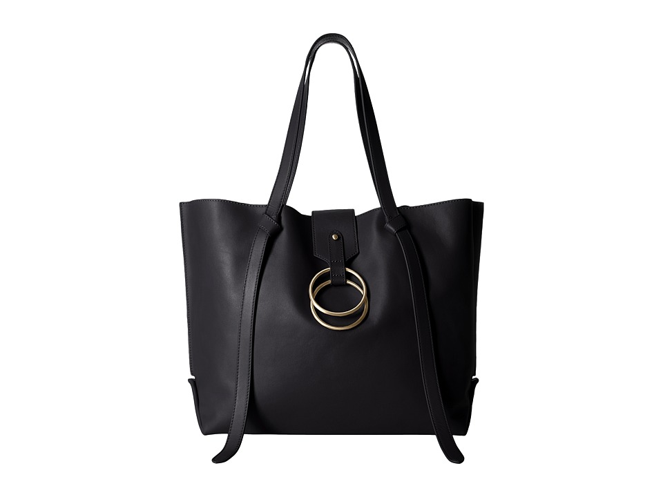 Badgley Mischka - Campaign Tote (Black) Tote Handbags