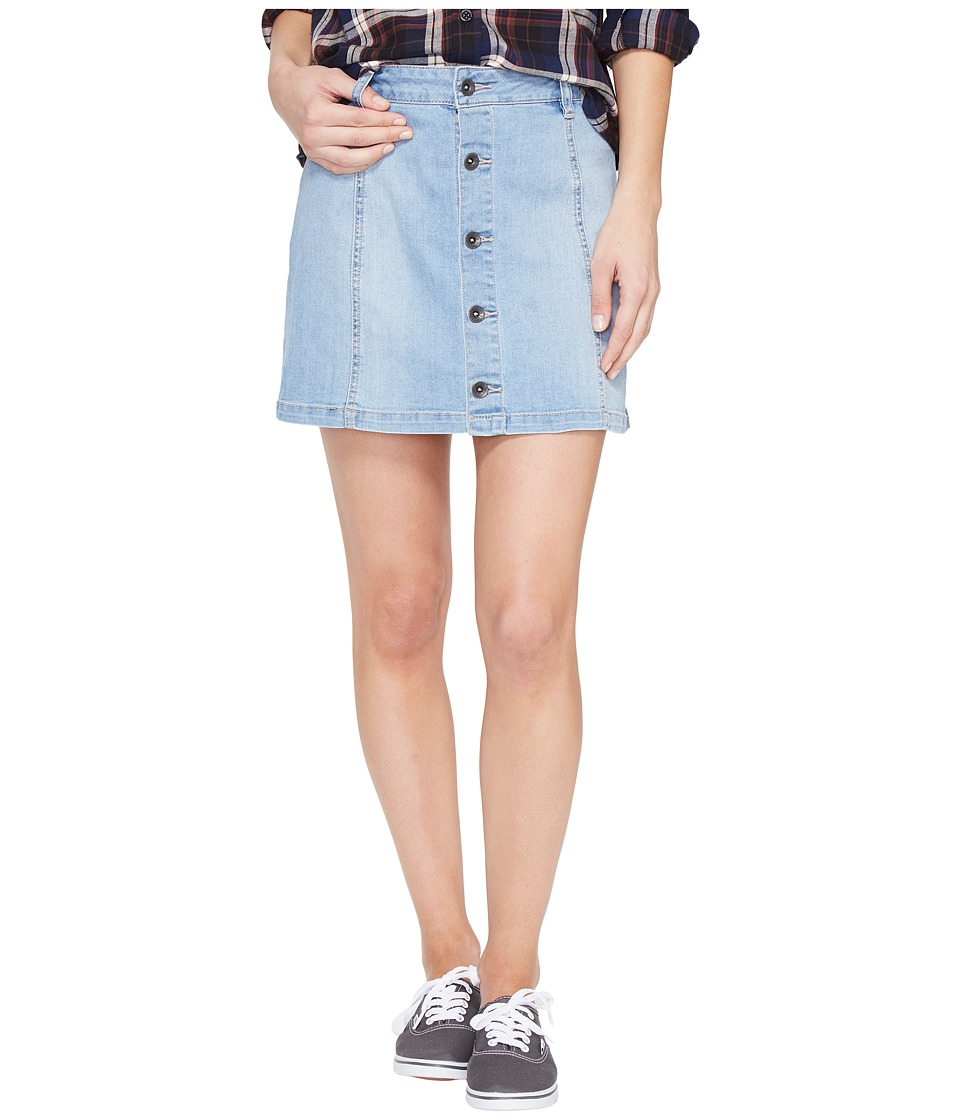 Vans - A-Line Skirt (70s Blue) Women's Skirt