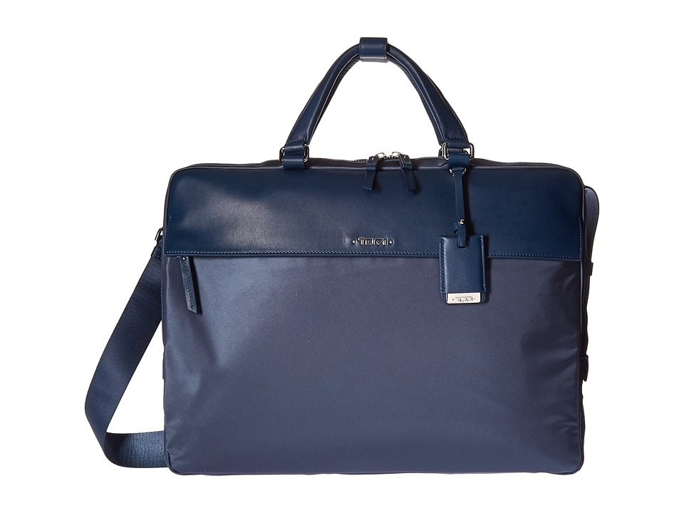 Tumi - Voyageur Westport Slim Brief (Cadet) Briefcase Bags