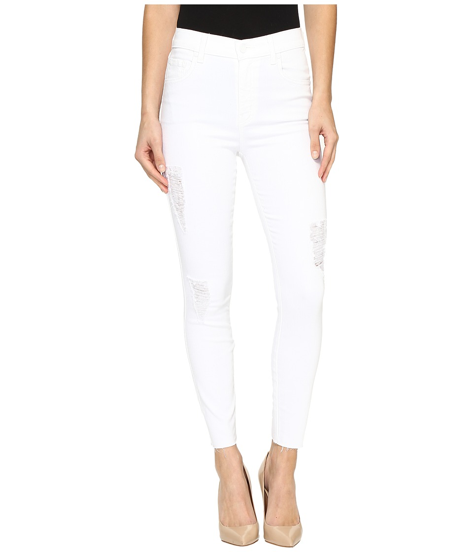 Level 99 - Janie High-Rise Skinny in Salt (Salt) Women's Jeans