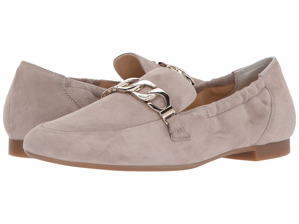 Paul Green - Newcastle (Taupe Suede) Women's Slip on Shoes