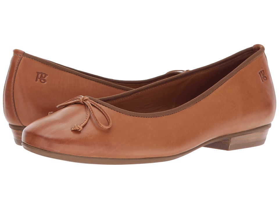 Paul Green - Emile Ballet (Cuoio Leather) Women's Flat Shoes