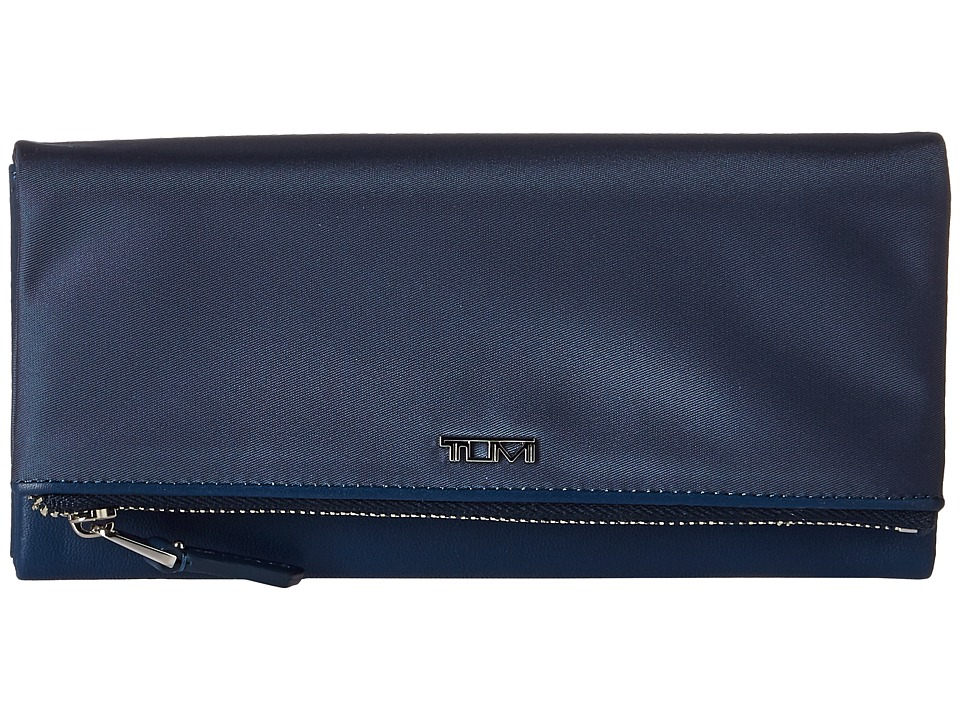 Tumi - Voyageur Flap Continental (Cadet) Continental Wallet