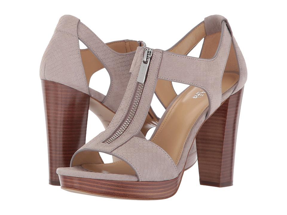 MICHAEL Michael Kors - Berkley Sandal (Mink) Women's Dress Sandals