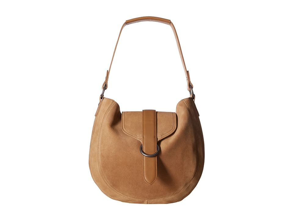 Lucky Brand - Brooke Hobo (Sandbox) Hobo Handbags