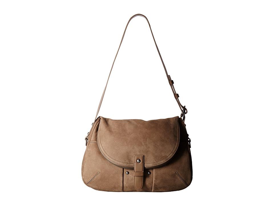 Lucky Brand - Liza Shoulder Bag (Brindle) Shoulder Handbags