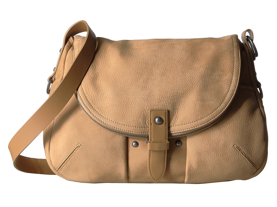 Lucky Brand - Liza Shoulder Bag (Sandbox) Shoulder Handbags