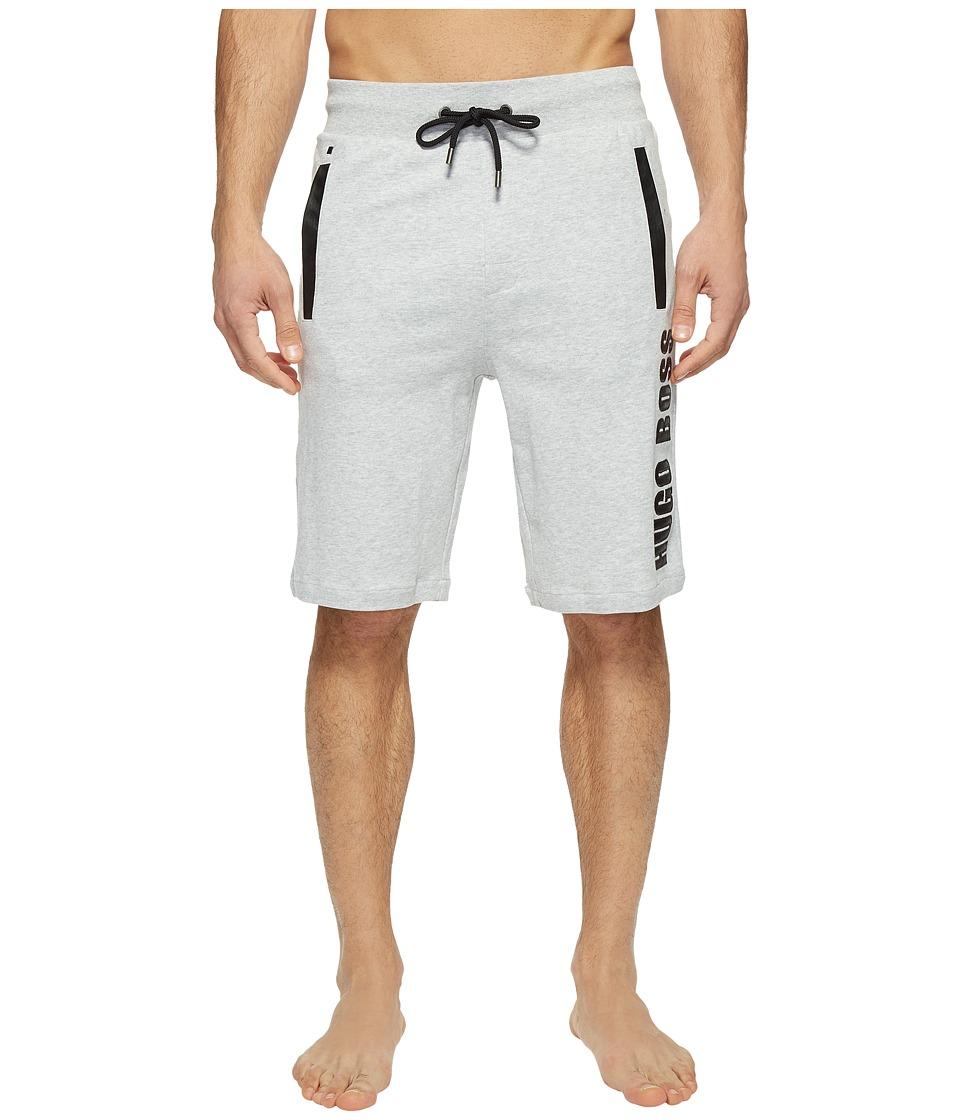 BOSS Hugo Boss - Contemporary Short Pants 10171080 (Grey) Men's Pajama