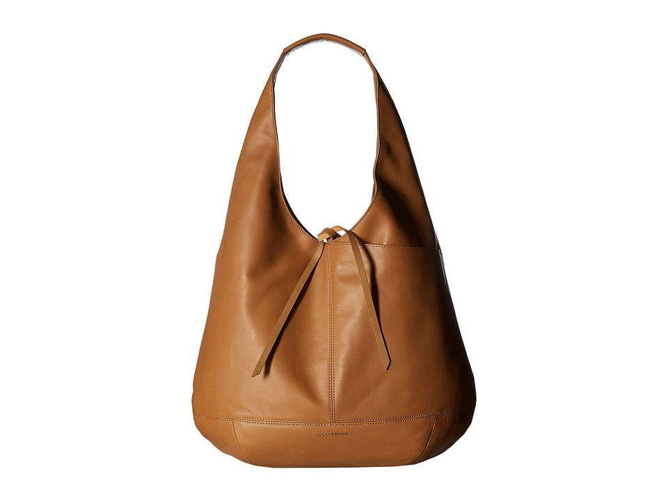 Lucky Brand - Mia Hobo (Sandbox) Hobo Handbags