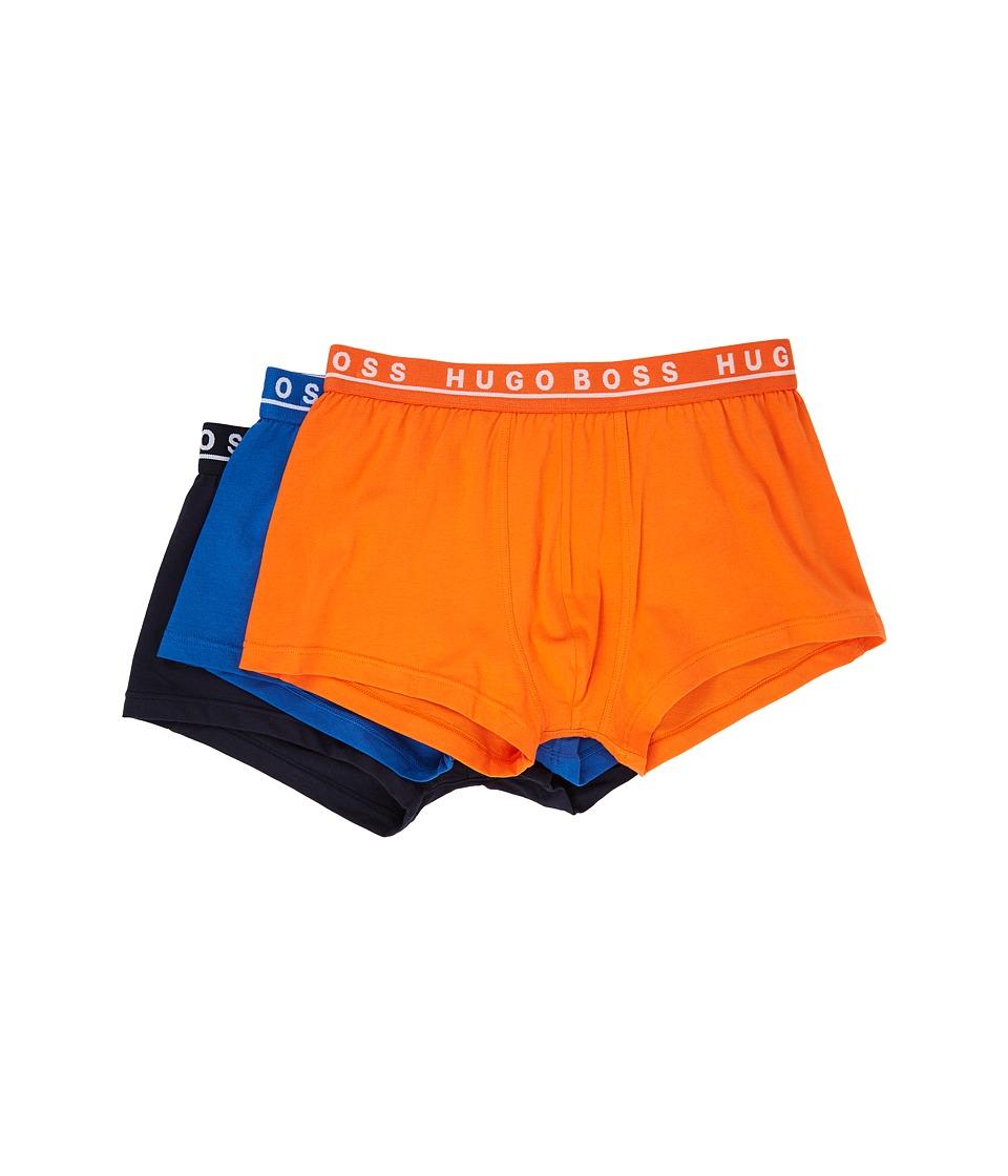 BOSS Hugo Boss - Trunk 3-Pack CO/EL 10146 (Open Misc) Men's Underwear