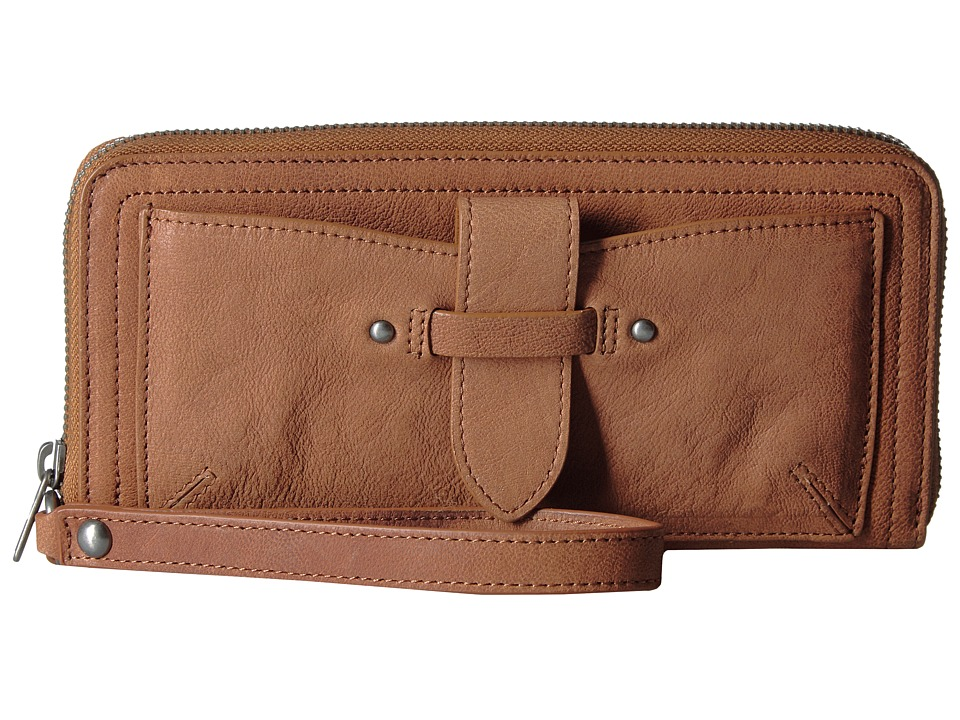 Lucky Brand - Liza Wallet (Toffee) Wallet Handbags