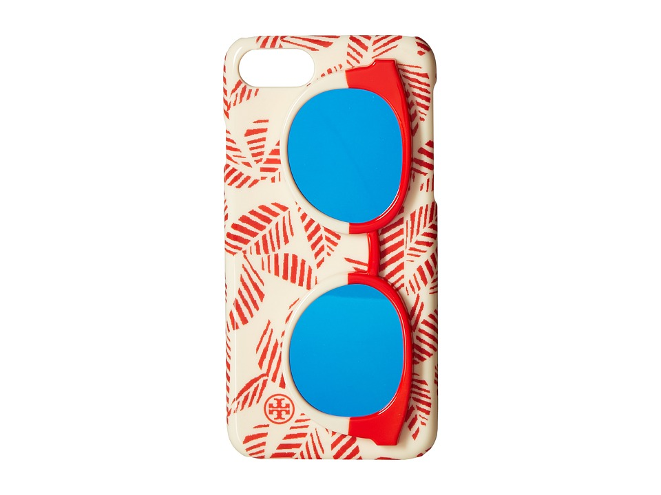Tory Burch - Mirror Sunnies Case For iPhone 7 (Palmetto) Cell Phone Case