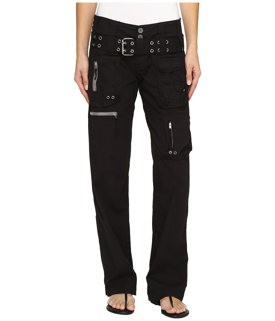 Johnny Was - Poplin Cargo Pants (Black Edge) Women's Casual Pants